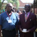 Henry Okodua and Philip Alege