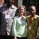 Godwin Abu, Véronique Robichaud and Olawale Emmanuel Olayide