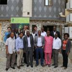 Group Photo of AGRODEP Members and Instructors