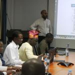 AGRODEP Members and Instructor