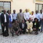 Group Photo of AGRODEP Members and Instructor