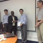 Delivering Certificates to Participants