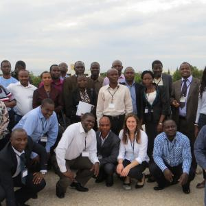 Members and AGRODEP Staff