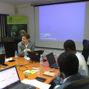 During the training course 5