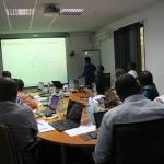During the training on WEAI