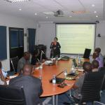 AGRODEP Members and Instructor Clara Delavallade (IFPRI)