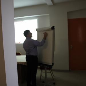 Instructor Guy Lacroix